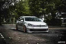 Tuning Volkswagen Golf Gtd Variant Mk6 Front