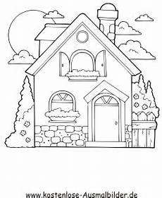 Malvorlage Haus Weihnachten Ausmalbilder Haus Ausmalbilder