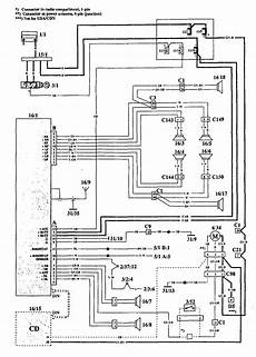 volvo 940 1994 wiring diagrams audio carknowledge