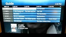 television u at t uverse review and twc rant