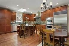 35 curved kitchen island ideas photos