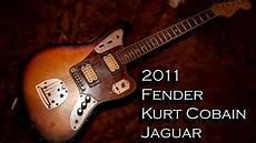 2011 fender kurt cobain jaguar demo