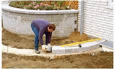 stützmauer bauen anleitung st 252 tzmauer selbst de