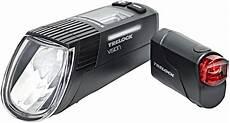 trelock ls 760 i go vision ls 720 beleuchtungs set black