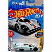 Hot Wheels  Gulf Racing Porsche 917 LH Global Diecast