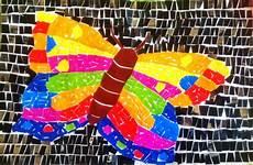 Pengertian Mozaik Montase Kolase Lengkap Contoh