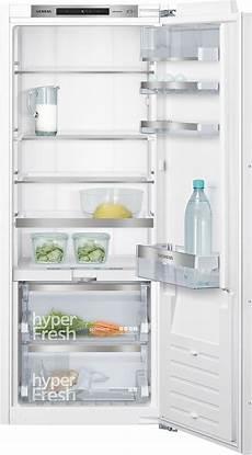 kühlschrank mit gefrierfach siemens siemens ki51fad30 a integrierbarer einbau k 252 hlschrank