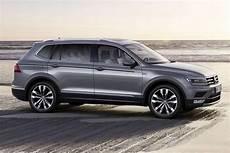 Le Volkswagen Tiguan Allspace 2017 224 Partir De 32 990