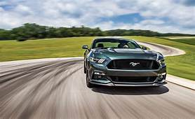 Ford Mustang GT At Lightning Lap 2015  Feature Car And