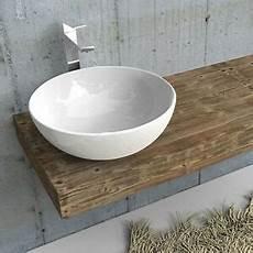 mensole lavabo mensola mensolone da bagno per lavabo in legno di abete