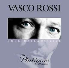 vasco copertine album discografia vasco