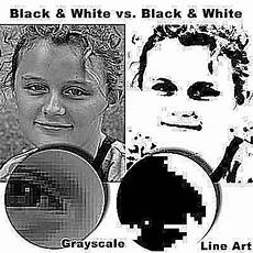 grayscale and desaturation methods to change color