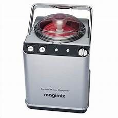 magimix turbine a glace magimix machine 2 0l with built in freezer tfe