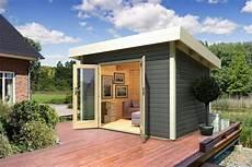 gartenhaus pultdach modern modernes pultdach gartenhaus pori klein aber sehr