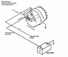 1 wire gm alternator diagram a wiring help page 2 ford truck enthusiasts forums