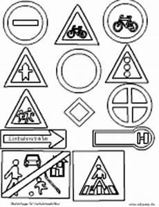 Malvorlagen Verkehrsschilder Html Malvorlagen Mit Fahrzeugen F 252 R Kinder Im Kidsweb De