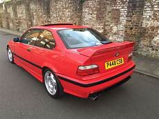 Bmw E36 Genuine M Sport 318is In Park