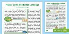 grammar worksheets twinkl 24997 eyfs uses positional language home learning challenges eyfs