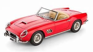 CMC 1961 Ferrari 250 GT SWB California Spider  Red M