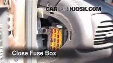 Interior Fuse Box Location 2000 2005 Dodge Neon 2001