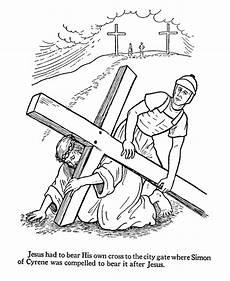 Ausmalbilder Ostern Bibel Easter Coloring Pages