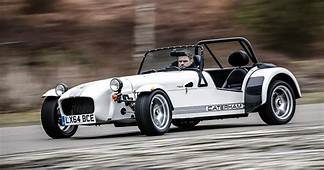 With A Bicycle Inspired Frame The Caterham Seven Is Just