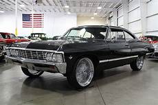 Black 1967 Chevrolet Impala For Sale Mcg Marketplace