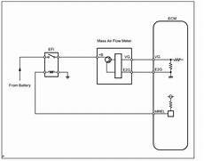 I Need A Wiring Diagram For A Maf Sensor On A 06 Scion Xb