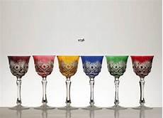 acheter de verre verres cristal ro 234 mer cristalartdeco verres