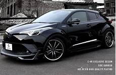 Toyota Ch R Black