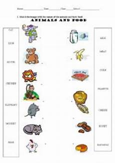 worksheets with animals and their food 14086 worksheets worksheets page 7