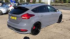 2017 Ford Focus St 3 In Stealth Grey