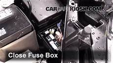 Replace A Fuse 2014 2019 Nissan Rogue 2014 Nissan Rogue
