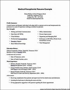 medical office assistant resume free sles exles format resume curruculum vitae
