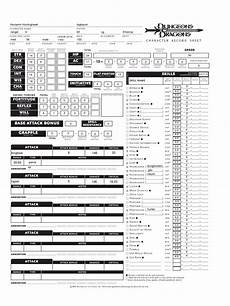 interactive d d 3 5 character sheet by michael ysker theagencystar kevlamin huntinghawk the