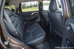2016 Mitsubishi Pajero Sport Exceed 7 Seat Rear Seats