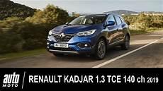 2019 Renault Kadjar 1 3 Tce 140 Intens Essai Auto Moto