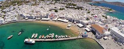 Daily Cruise From Paros To Delos & Mykonos  Polos Tours