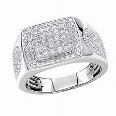 luxurman wedding rings affordable 10k gold mens