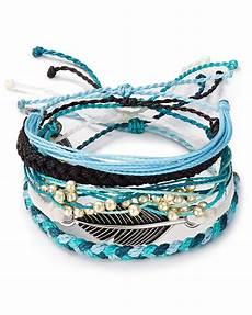 Pura Vida Bracelets Adventure Bracelets Set Of 5