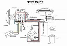 bmw r25 3 kabelbaum mit farbigen schaltplan neu 1 qualit t