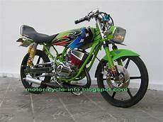 Motor Modifikasi by Modifikasi Motor Rx King Airbrush Motor Modif