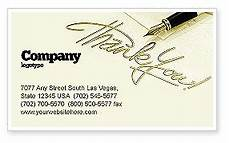 thank you card template business thank you business card template layout thank