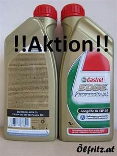 aktion castrol edge professional castrol slx
