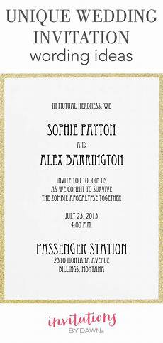 Wedding Card Invitation Text