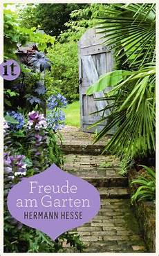 Freude Am Garten Hermann Hesse Taschenbuch Buecher De