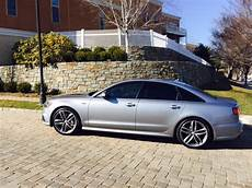 Audi A6 Fs In Ct 2016 Audi A6 Prestige 3 0t Black Optics