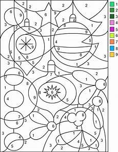 coloriage magique weihnachtsmalvorlagen