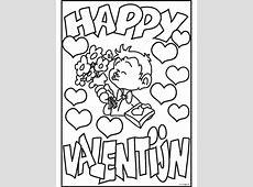 San Valentino 26, Disegni per bambini da colorare