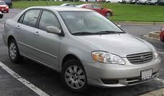 2004 Toyota Corolla Le Sedan 1 8l Auto